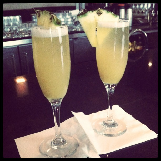 mimosa four flowers mimosa and pineapple mimosa $ 11 top each mimosa ...